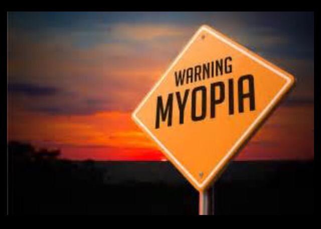 Myopic Traveller